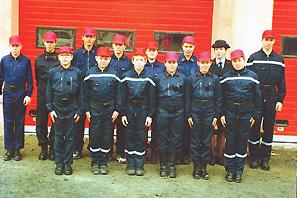 1991 le renouveau : les jeunes prennent la relève !