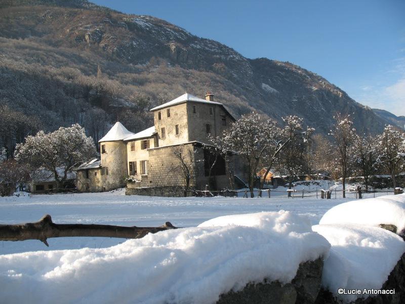 1__village__AL__1312__Maison sous la neige -001