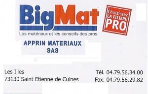 bigmat-apprin