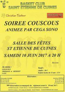 Soirée Couscous