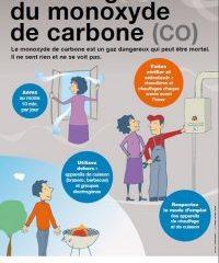 Monoxyde de carbone : comment prévenir les intoxications
