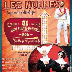 John & les Nonnes