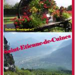 bulletin municipal 2013 Saint Etienne de Cuines