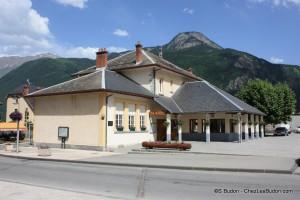 Mairie de Saint Etienne de Cuines 73130