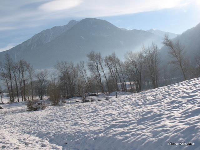 1__village__LA__1210__vue  les Chaudannes sous la neige-001